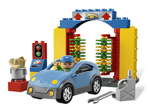 Lego CAR WASH #2