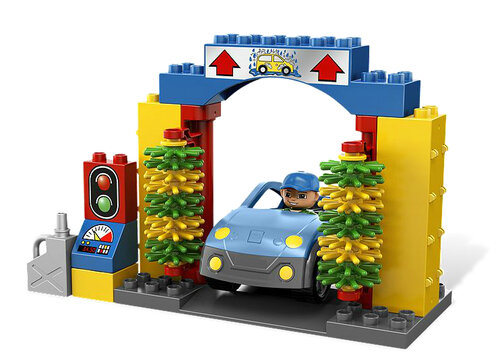 Lego CAR WASH #4