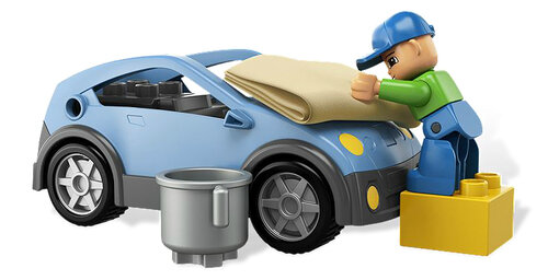 Lego CAR WASH #5