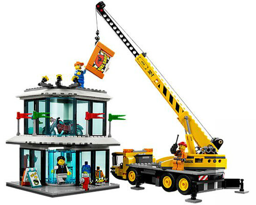 Lego Town Square #2