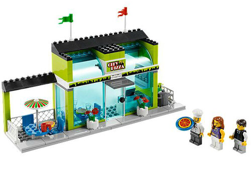 Lego Town Square #3