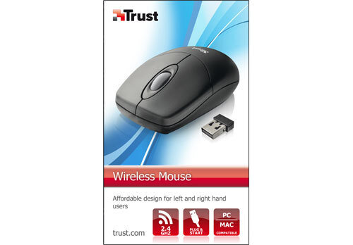 Trust Wireless Mouse #4