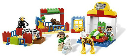 Lego Animal Clinic #2