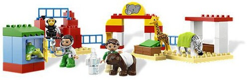 Lego Animal Clinic #3