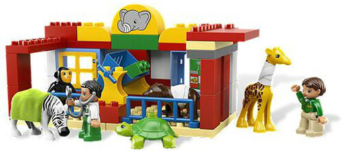 Lego Animal Clinic #4