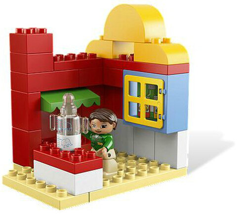 Lego Animal Clinic #6