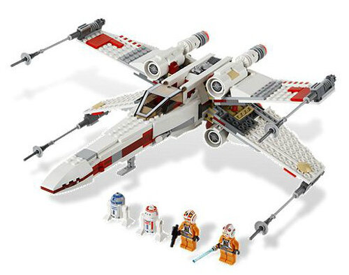 Lego X-WING STARFIGHTER #2