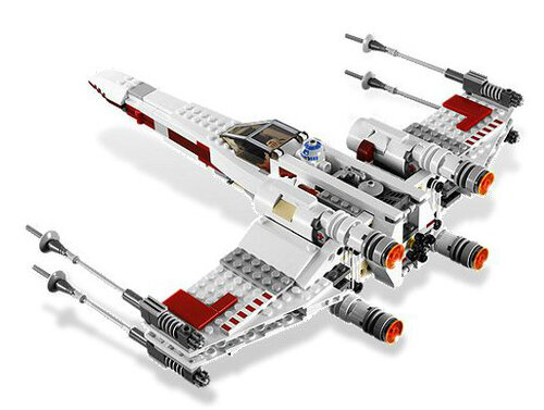 Lego X-WING STARFIGHTER #3