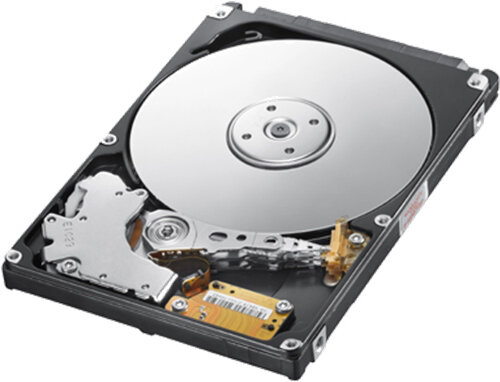 "Seagate S-series 2.5"" 320GB #2"