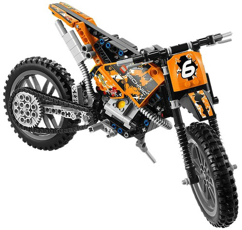 Lego Moto Cross Bike #2