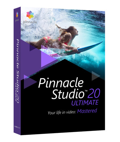 Corel Pinnacle Studio 20 Ultimate #2