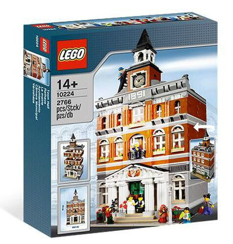 Lego Town Hall #2