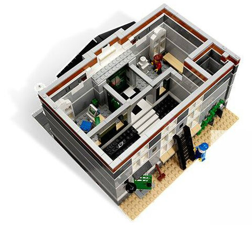 Lego Town Hall #3