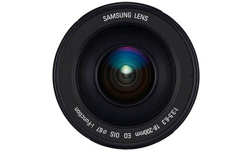 Samsung 18-200mm F3.5-6.3 ED OIS - 3