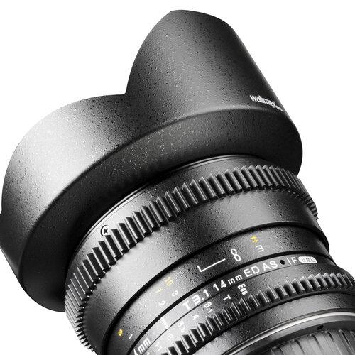 Walimex 14mm 3.1 VDSLR - 2