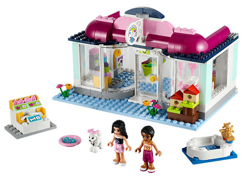Lego Heartlake Pet Salon #2