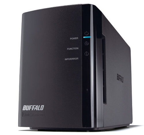 Buffalo 6TB LinkStation Duo #3