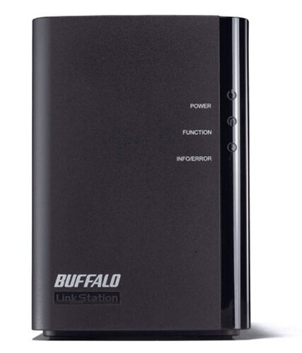 Buffalo 6TB LinkStation Duo #4