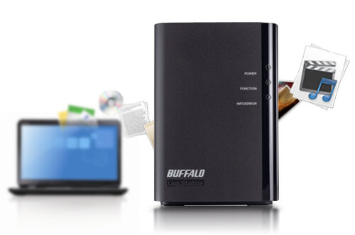 Buffalo 6TB LinkStation Duo #6