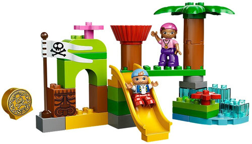 Lego Never Land Hideout #2