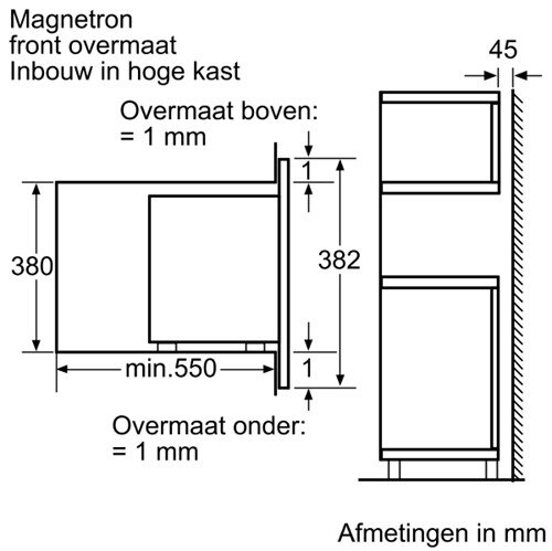 Bosch HMT85MR23 - 4