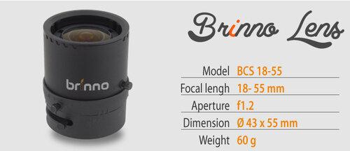 Brinno BCS 18-55 - 2