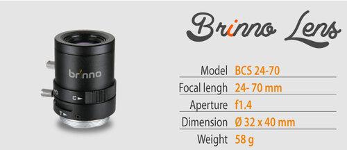 Brinno BCS 24-70 - 2