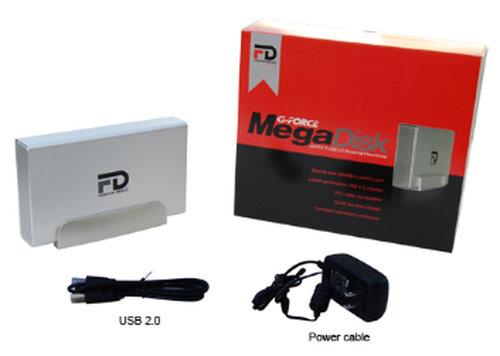 Micronet G-Force MegaDisk - 8