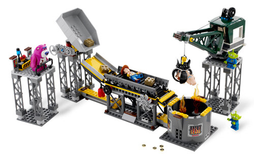 Lego Trash Compactor Escape #2