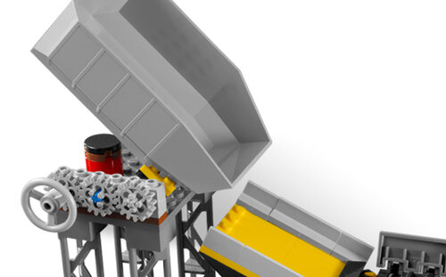 Lego Trash Compactor Escape #6