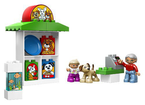 Lego Pet Shop #2