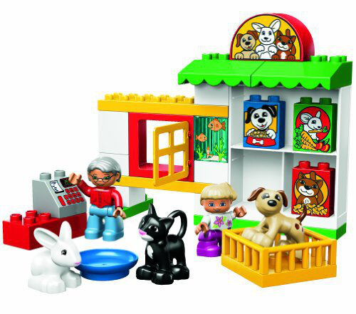 Lego Pet Shop #3
