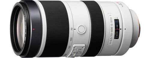 Sony SAL70400G2 - 2