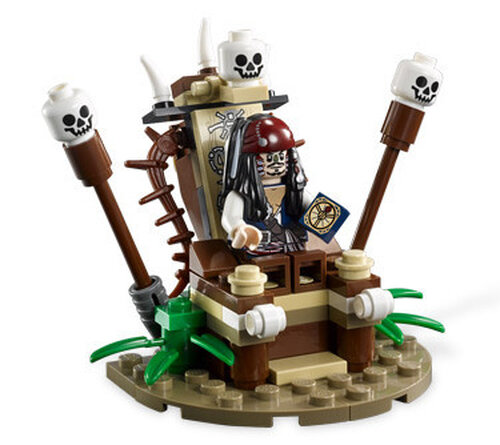 Lego The Cannibal Escape #2