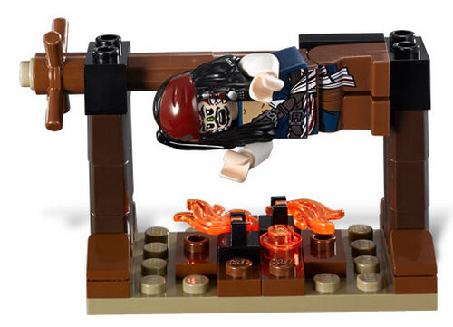 Lego The Cannibal Escape #3