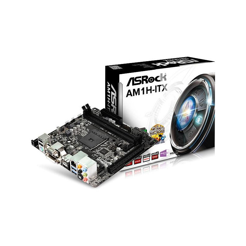 Asrock AM1H-ITX #1