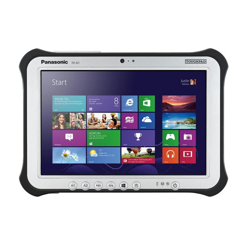 Panasonic Toughpad G1 #1