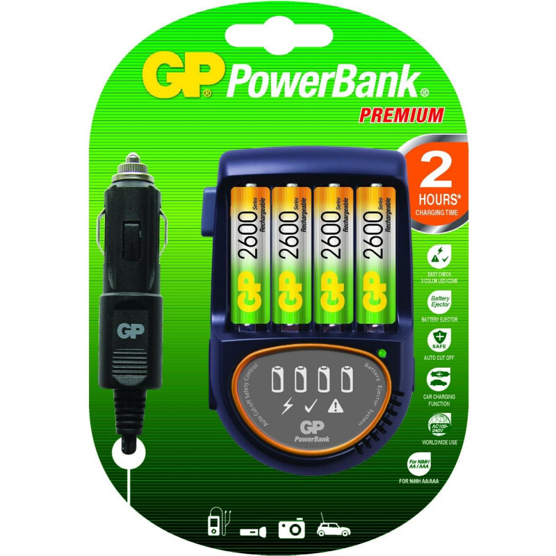 GP Batteries PowerBank PB50GS #1