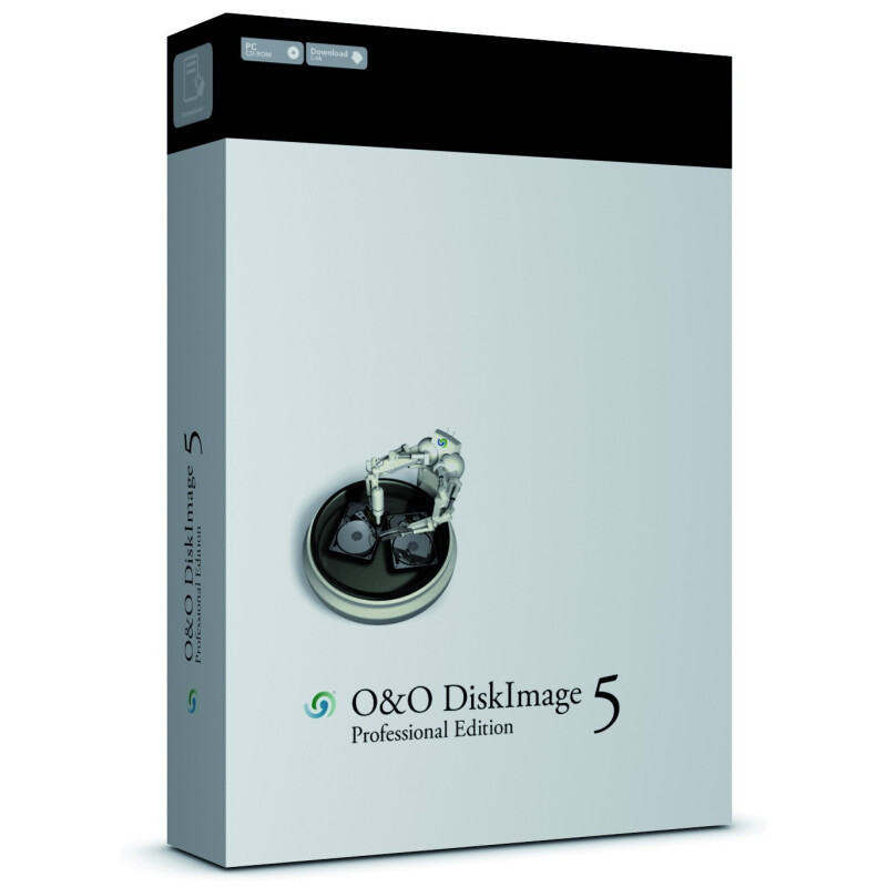 O&O Software DiskImage 5 Professional Edition #1