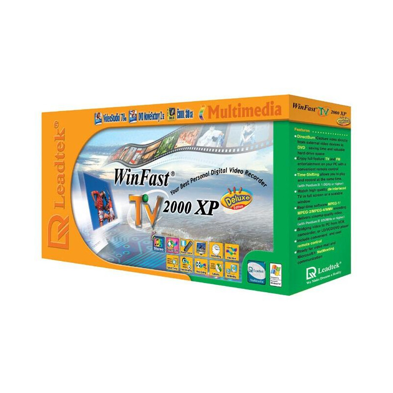 Leadtek WinFast TV2000 XP Deluxe #1