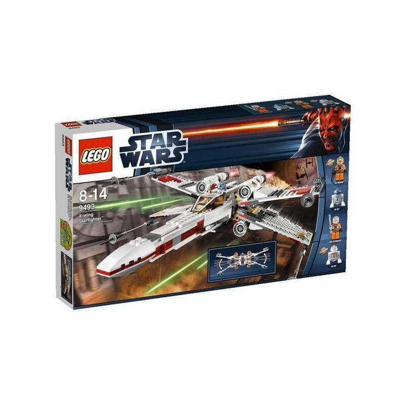Lego X-WING STARFIGHTER #1