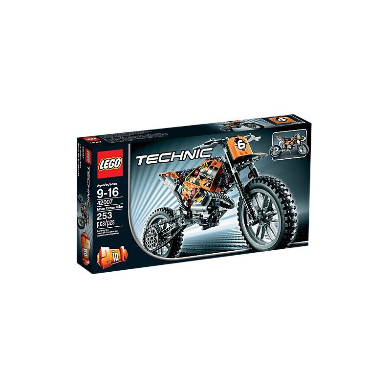Lego Moto Cross Bike #1