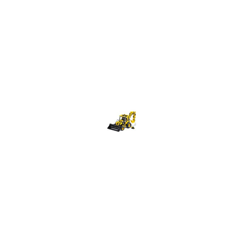 Lego Back-hoe Loader #1