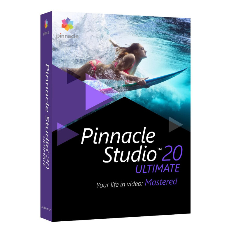 Corel Pinnacle Studio 20 Ultimate #1
